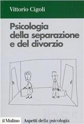 psicologia della separazione e del divorzio