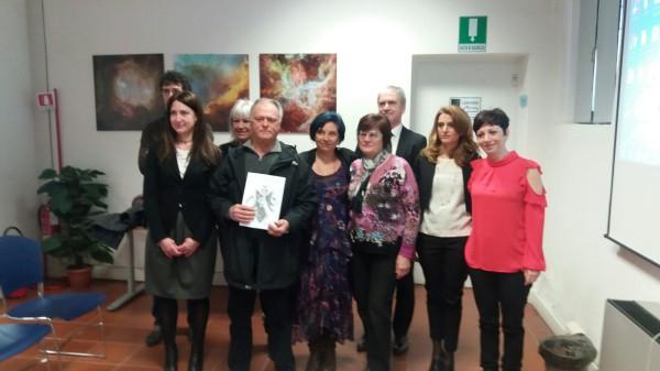 Cerimonia di conferimento borsa di studio Sara Cesari