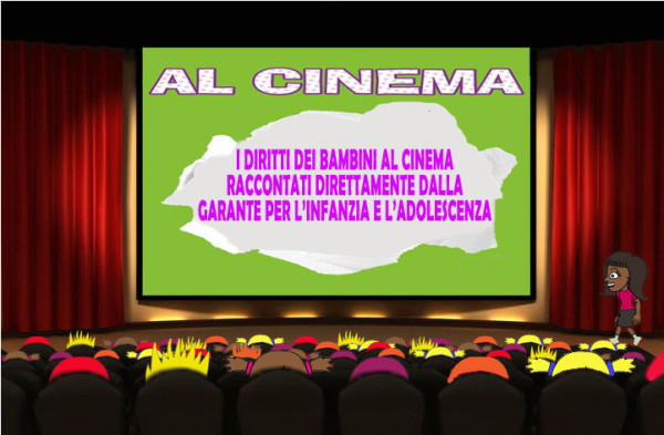 i diritti dei bambini al cinema
