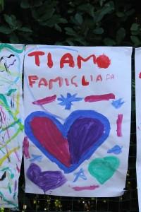 """Diritto alla famiglia.Marian è ospite di una comunità, """"famiglia""""  è il luogo d'amore in cui vive."""